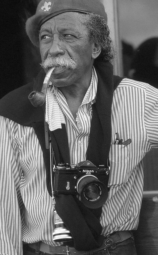 Gordon Parks Fred Watkins© News photojournalist