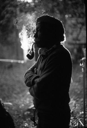Gordon Parks                         Fred Watkins©