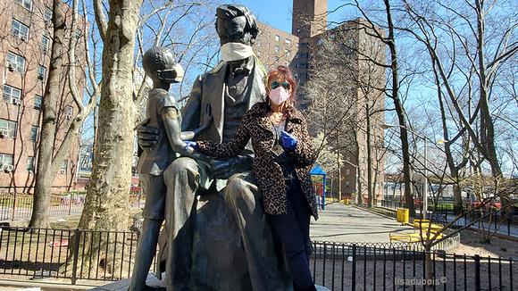 Lisa DuBois- Harlem, NY, USA