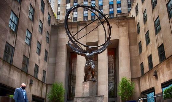 Rockefeller Center Lisa DuBois
